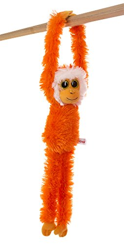 Aurora World - Hanging Monkey - Orange ()
