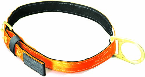 Miller Titan by Honeywell T3010/SAF Tongue Buckle Body Belt with Single D-Ring, Small - Miller Body Belts