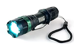 "350 Lumen ""Bonfire X"" 3-Mode UltraBright Cree LED Flashlight, Tactical"