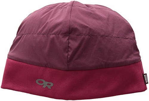 Outdoor Research Ascendant Beanie, Pinot/Raspberry, Large/X-Large - Edge Pinot