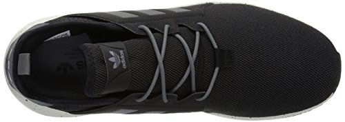 adidas Scarpe Uomo Multisport Black PLR Indoor X Black Grey BW4qB1Z