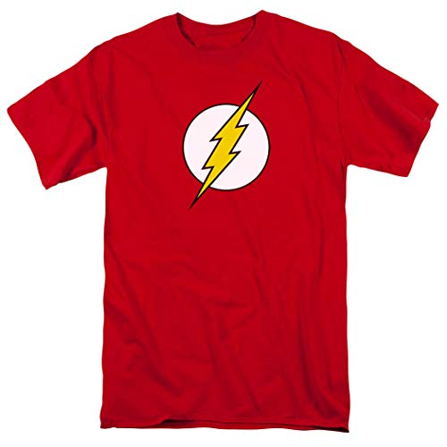 Popfunk The Flash Logo T Shirt and Stickers