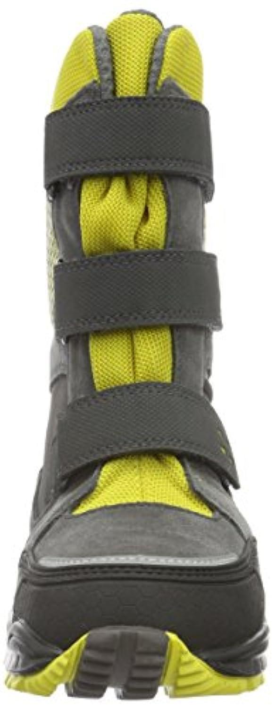 Superfit Boys' Culusuk Ankle Boots, Grau (Stone Multi 07), 33 (EU)