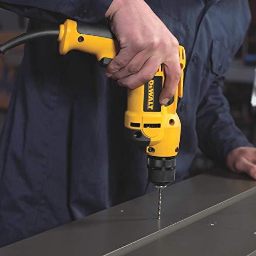 DeWalt 3/8 inch VSR Electric Drill With Keyless Chuck - DWD112