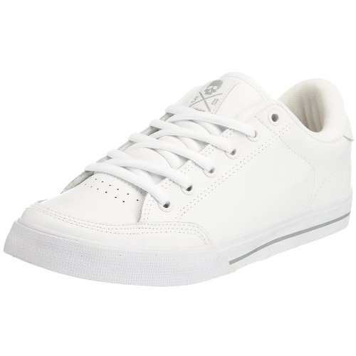 Circa Athletic Sneakers - C1RCA Men's Lopez 50 Sneaker,White/Gray,8 M US