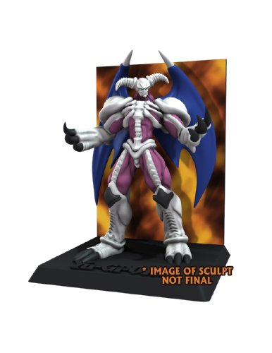 "NECA Yu-Gi-Oh - Summoned Skull with Deluxe Display 3 3/4"" Figure Series 2"