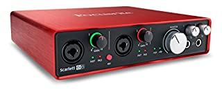 Focusrite Scarlett-6i6-mk2 Home Audio/Video Product, Red (B01E6T50GY) | Amazon price tracker / tracking, Amazon price history charts, Amazon price watches, Amazon price drop alerts