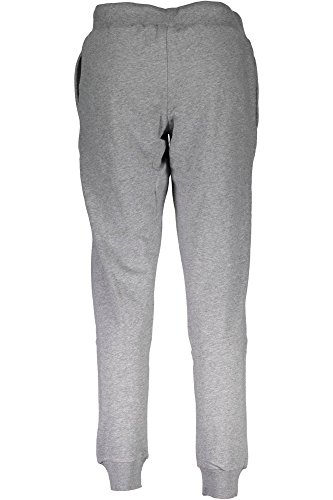 Waistband Grey da Squad Long Pantaloni donna Small Pant Loungewear Guess Rebel qxU8gzffw