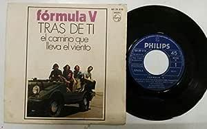 Formula V Tras de Tí, el camino que lleva el viento single vinilo 1970