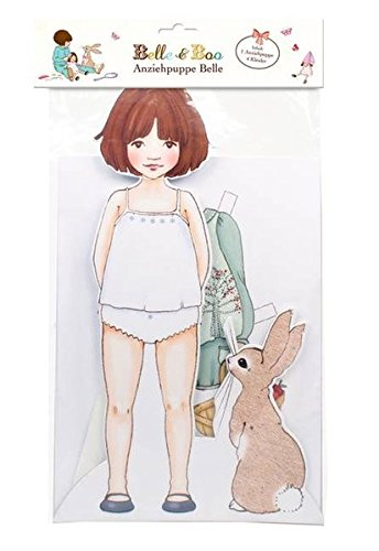 Oetinger F94338 Belle /& Boo Anziehpuppe