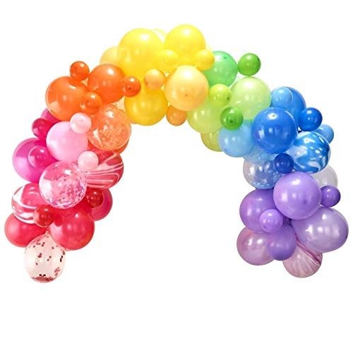 Balloon Arch Kit Party Balloons Confetti Balloons &