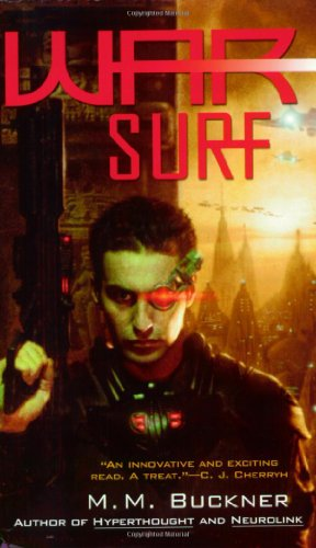 book cover of War Surf