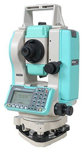 "Nikon NPL-322 (5"") Reflectorless Total Station"