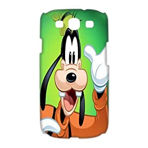 Mystic Zone Personalized Goofy Samsung Galaxy S3 Case for Samsung Galaxy S3 Hard Cover Cartoon Fits Case HH0101 by ruishername