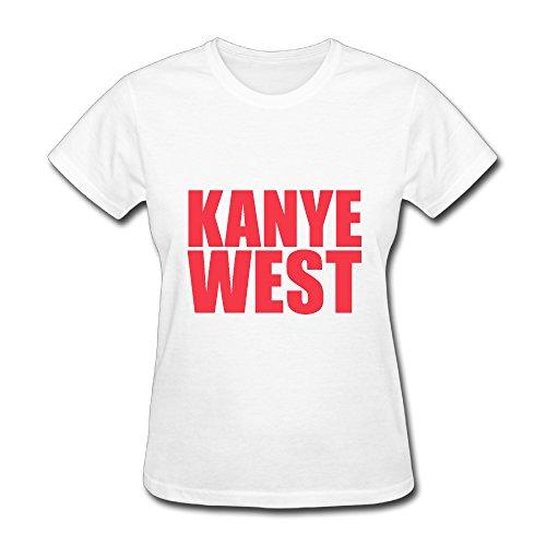 Kanye West 2016 Tour T Shirt For Women White