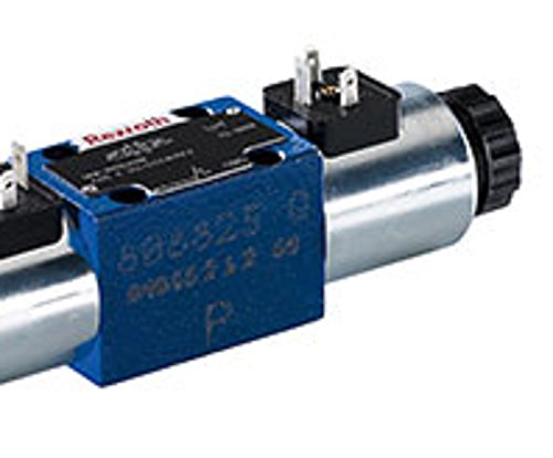 Bosch Hydraulic Valve (Bosch Rexroth AG 3WE6B60/EG24N9K4 Hydraulic Direction Spool Valve, Direct Operated, With Solenoid Actuation)