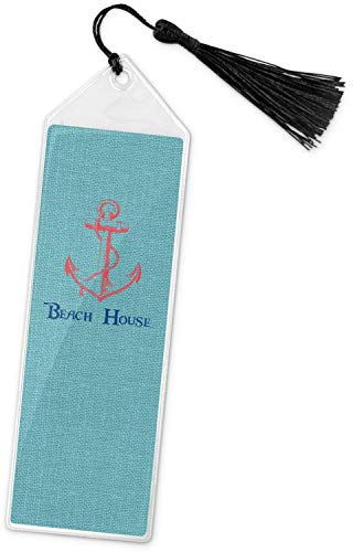 Chic Beach House Book Mark w/Tassel ()