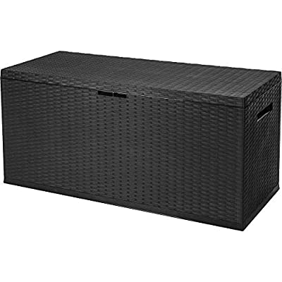 350 litre Outdoor Plastic Storage Box with Lid