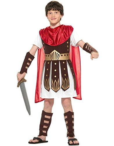 [Forum Novelties Roman Warrior Costume, Medium] (Kids Roman Costumes)
