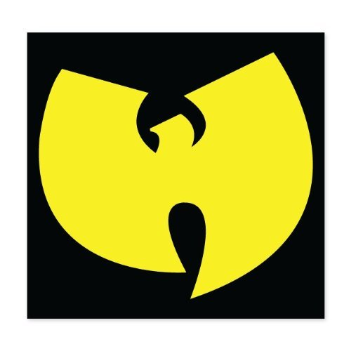 Wu Tang Clan Hip hop car vinyl sticker decal 4