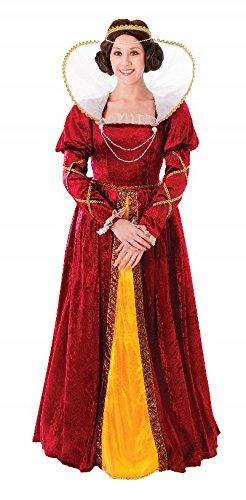 Queen Elizabeth Halloween Costumes (Ladies Queen Elizabeth Costume)