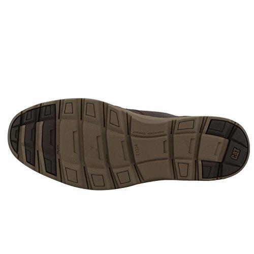 Caterpillar - Zapatos de cordones de Otra Piel para hombre Marrón té