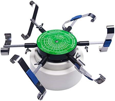 non-brand Prova Automatica Professionale Dell\'orologio Meccanico della Lega dello Strumento di Riparazione della Macchina di Remontoir