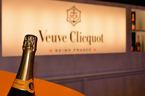(Home Comforts Laminated Poster Champagne Wine Luxury Drink Veuve Cliquot Poster Print 24 x 36)