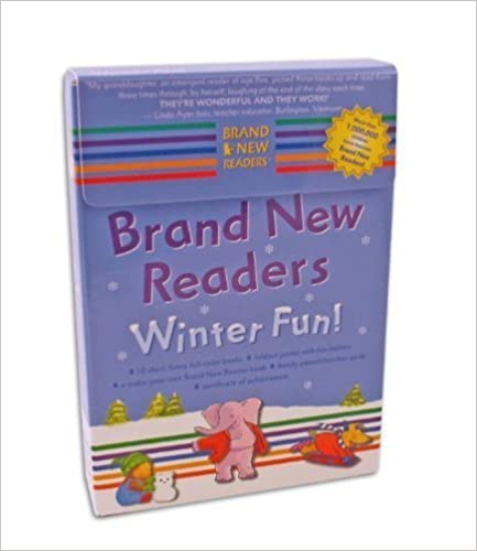 Brand New Readers Winter Fun! Box by Various (2010)
