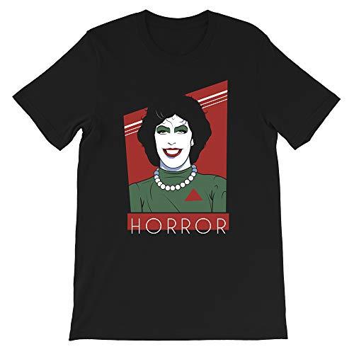 Smiley Face Movie Horror (Nagel-Horror Movie Smiley face Retro Humor Vintage Film Funny Gift for Men Women Girls Unisex T-Shirt)