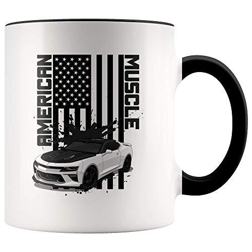 Chevy Camaro SS Muscle Car Coffee Mug