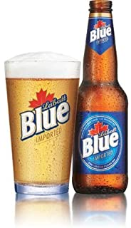 Labatt Blue Beer Pint Glass