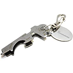 Groomsman multi tool keyring in gift pouch - AA82