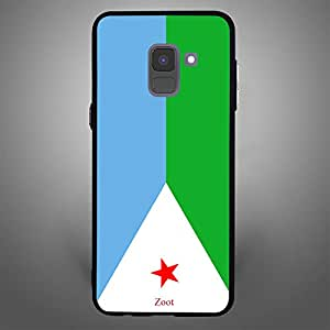 Samsung Galaxy A8 Plus Djibouti Flag