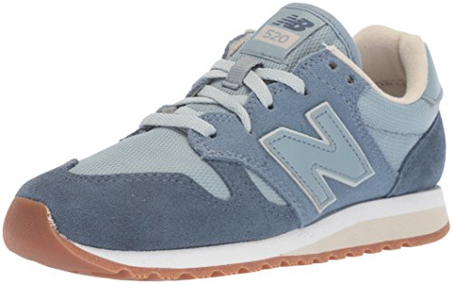 W Wl520 Balance Blue Chaussures New xqU7w50E0