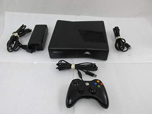 Microsoft Xbox 360 Slim System w 320GB HDD HDMI Port Optical Audio – Unit Only