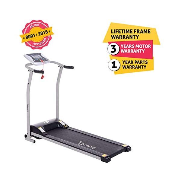 Cockatoo CTM-08 Treadmill India Online 2020