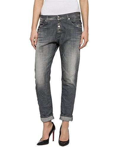 Jeans Femme Replay Denim Pilar Grey Gris 1PpRqx5