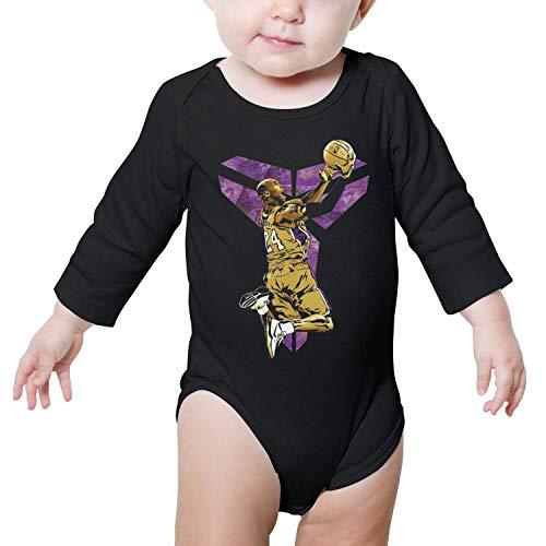 Marinas Unisex Baby Cotton Long-Sleeve Bodysuits MVP-24-Player- Romper Jumpsuit