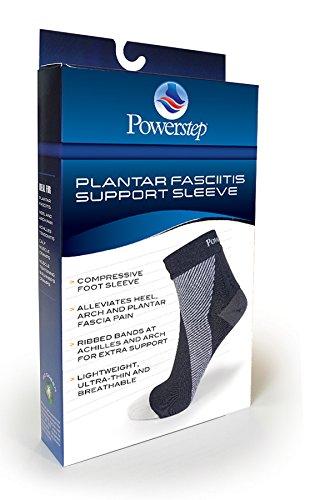 d566f10677 Amazon.com: Powerstep PF Sleeve Compression Sock: Shoes