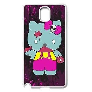 [QiongMai Phone Case] For Samsung Galaxy NOTE3 Case Cover -Cartoon Hello Kitty-Case 8