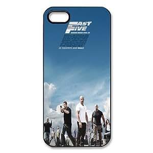 iPhone 4 / iPhone 4s TPU Gel Skin / Cover, Custom TPU iPhone 4g Back Case - Fast And Furious 7