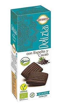 BIO DARMA, Galleta fresca de avena (Espelta y cacao) - 135 ...