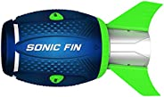 Aerobie Sonic Fin Aerodynamic High Performance Outdoor Football for Kids & Ad