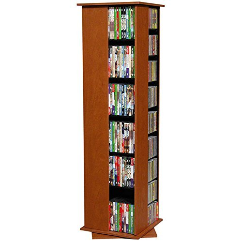 (Venture Horizon Revolving Media Tower 600 Cherry)