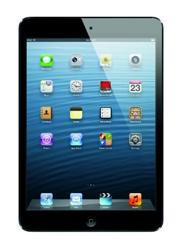 Apple iPad Mini MD530LL/A (64GB, Wi-Fi, Black) (Renewed)