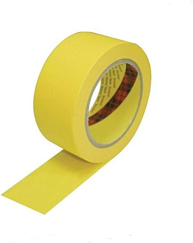 3M Automotive Best Masking Tape Painting Tape and Drape Pre-Taped Masking Film 3 of Set 65 Feet 17.7 in