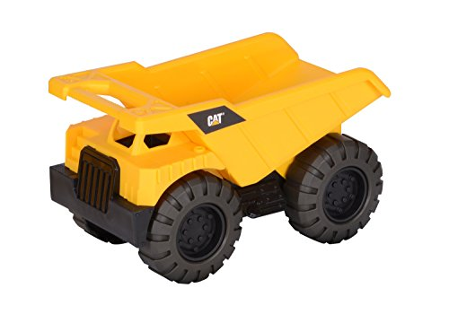 Toy State Caterpillar CAT Tough Tracks Construction Crew Dump Truck (Track For Trucks)