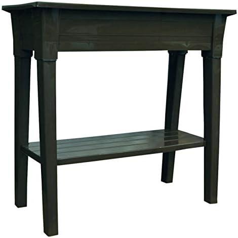 """Adams Manufacturing 9303-96-3700 Deluxe Garden Planter, 36"""", Portobello"""