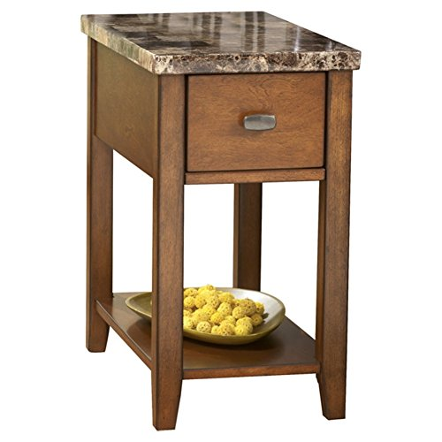Charlton Home Chairside Table, Side Table by Castleton Home
